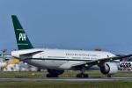 パンダさんが、成田国際空港で撮影したパキスタン国際航空 777-2Q8/ERの航空フォト(写真)