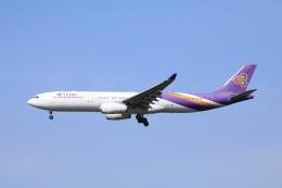 MAKO-Pさんが、成田国際空港で撮影したタイ国際航空 737-2P5/Advの航空フォト(飛行機 写真・画像)