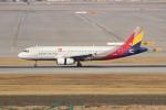 resocha747さんが、仁川国際空港で撮影したアシアナ航空 A320-232の航空フォト(飛行機 写真・画像)