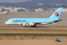 resocha747さんが、仁川国際空港で撮影した大韓航空 A380-861の航空フォト(飛行機 写真・画像)