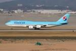 resocha747さんが、仁川国際空港で撮影した大韓航空 747-8B5の航空フォト(飛行機 写真・画像)