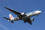 kenjyaさんが、羽田空港で撮影した日本航空 777-289の航空フォト(写真)