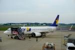 Harry Lennonさんが、茨城空港で撮影したスカイマーク 737-8FHの航空フォト(写真)