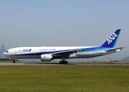 Bokuranさんが、高松空港で撮影した全日空 777-281の航空フォト(写真)