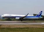 Bokuranさんが、高松空港で撮影した全日空 A321-211の航空フォト(写真)