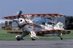 rokudaboさんが、厚木飛行場で撮影したエアロック・エアロバティックチーム S-2B Specialの航空フォト(写真)