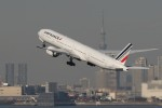 HNANA787さんが、羽田空港で撮影したエールフランス航空 777-328/ERの航空フォト(写真)