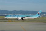 goshiさんが、関西国際空港で撮影した大韓航空 787-9の航空フォト(写真)