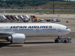 Mame @ TYOさんが、成田国際空港で撮影した日本航空 777-346/ERの航空フォト(写真)