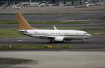 shibu03さんが、羽田空港で撮影した南山公務 737-7ZH BBJの航空フォト(写真)