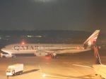 05RKさんが、成田国際空港で撮影したカタール航空 777-2DZ/LRの航空フォト(飛行機 写真・画像)