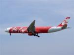 goshiさんが、成田国際空港で撮影したインドネシア・エアアジア・エックス A330-343Xの航空フォト(写真)