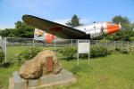 ケロさんが、航空公園で撮影した航空自衛隊 C-46A-60-CKの航空フォト(写真)