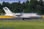 Chofu Spotter Ariaさんが、成田国際空港で撮影したビスタジェット CL-600-2B16 Challenger 605の航空フォト(飛行機 写真・画像)
