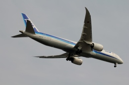 空の旅人さんが、羽田空港で撮影した全日空 787-9の航空フォト(飛行機 写真・画像)