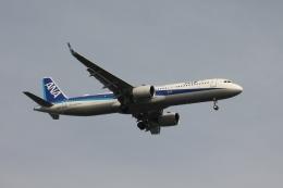 空の旅人さんが、羽田空港で撮影した全日空 A321-272Nの航空フォト(飛行機 写真・画像)
