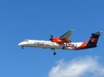 た~きゅんさんが、バンクーバー国際空港で撮影したホライゾン航空 DHC-8-402Q Dash 8の航空フォト(写真)