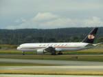 た~きゅんさんが、バンクーバー国際空港で撮影したカーゴジェット・エアウェイズ 767-306/ER-BDSFの航空フォト(写真)