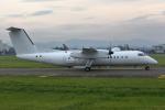 RCH8607さんが、横田基地で撮影したアメリカ企業所有 DHC-8-315B Dash 8の航空フォト(写真)