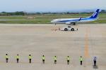 Naoxさんが、米子空港で撮影した全日空 737-881の航空フォト(写真)