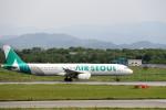 Naoxさんが、米子空港で撮影したエアソウル A321-231の航空フォト(写真)
