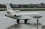 Dojalanaさんが、函館空港で撮影した不明 Falcon 7Xの航空フォト(飛行機 写真・画像)