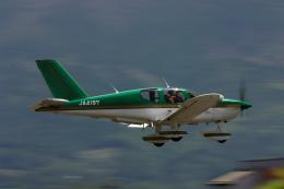 Assk5338さんが、松本空港で撮影した日本個人所有 TB-200 Tobago XLの航空フォト(飛行機 写真・画像)