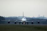 take_2014さんが、横田基地で撮影したアトラス航空 747-430の航空フォト(飛行機 写真・画像)