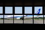 Naoxさんが、鳥取空港で撮影した全日空 737-881の航空フォト(写真)