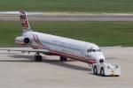 かずまっくすさんが、新潟空港で撮影した遠東航空 MD-83 (DC-9-83)の航空フォト(写真)
