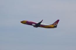 reonさんが、プーケット国際空港で撮影したノックエア 737-86Nの航空フォト(飛行機 写真・画像)