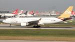 誘喜さんが、アタテュルク国際空港で撮影したリビア航空 A330-202の航空フォト(写真)