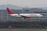 Dojalanaさんが、新千歳空港で撮影したイースター航空 737-85Pの航空フォト(飛行機 写真・画像)