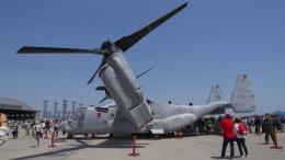SVMさんが、岩国空港で撮影したアメリカ海兵隊 MV-22Bの航空フォト(飛行機 写真・画像)