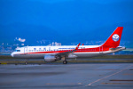 we love kixさんが、関西国際空港で撮影した四川航空 A320-214の航空フォト(写真)
