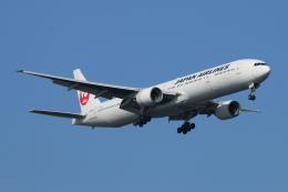 ceskykrumlovさんが、羽田空港で撮影した日本航空 777-346の航空フォト(写真)