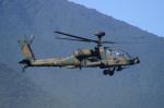 ちゃぽんさんが、東冨士演習場で撮影した陸上自衛隊 AH-64Dの航空フォト(写真)