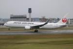 水月さんが、伊丹空港で撮影した日本航空 767-346/ERの航空フォト(写真)