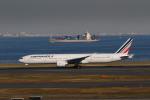 ブラボーさんが、羽田空港で撮影したエールフランス航空 777-328/ERの航空フォト(写真)