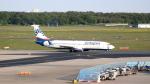 誘喜さんが、フランクフルト国際空港で撮影したサンエクスプレス 737-8HCの航空フォト(写真)