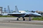 Joshuaさんが、名古屋飛行場で撮影した航空自衛隊 F-15J Eagleの航空フォト(写真)