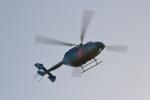 ヨッちゃんさんが、茨城空港で撮影した茨城県警察 BK117C-1の航空フォト(写真)