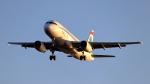 誘喜さんが、アタテュルク国際空港で撮影したミドル・イースト航空 A320-232の航空フォト(写真)