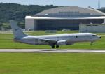 じーく。さんが、嘉手納飛行場で撮影したオーストラリア空軍 P-8A (737-8FV)の航空フォト(写真)