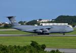 じーく。さんが、嘉手納飛行場で撮影したアメリカ空軍 C-5M Super Galaxyの航空フォト(飛行機 写真・画像)