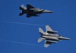 じーく。さんが、嘉手納飛行場で撮影したアメリカ空軍 F-15C-31-MC Eagleの航空フォト(飛行機 写真・画像)