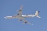 cornicheさんが、ドーハ・ハマド国際空港で撮影したルフトハンザドイツ航空 A340-642Xの航空フォト(写真)