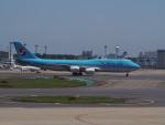 hana父さんが、成田国際空港で撮影した大韓航空 747-8B5の航空フォト(写真)