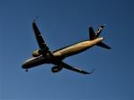 おっつんさんが、小松空港で撮影した全日空 A321-272Nの航空フォト(飛行機 写真・画像)
