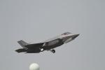 go44さんが、名古屋飛行場で撮影した航空自衛隊 F-35A Lightning IIの航空フォト(写真)